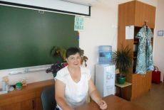Травкина Валентина Григорьевна, мастер по профессии - Оператор швейного оборудования