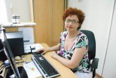 Сокольская Галина Аркадьевна, мастер по профессии - Оператор электронно-вычислительных и вычислительных машин