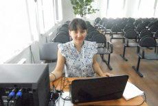 Ветчинкина Марина Николаевна, педагог-организатор