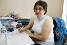 Колосова Ольга Васильевна, заместитель директора по учебной работе